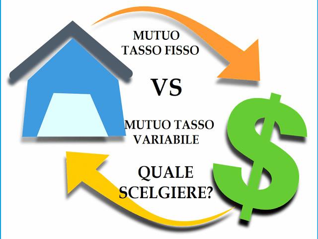 Meglio un mutuo a tasso fisso o tasso variabile? guida completa!