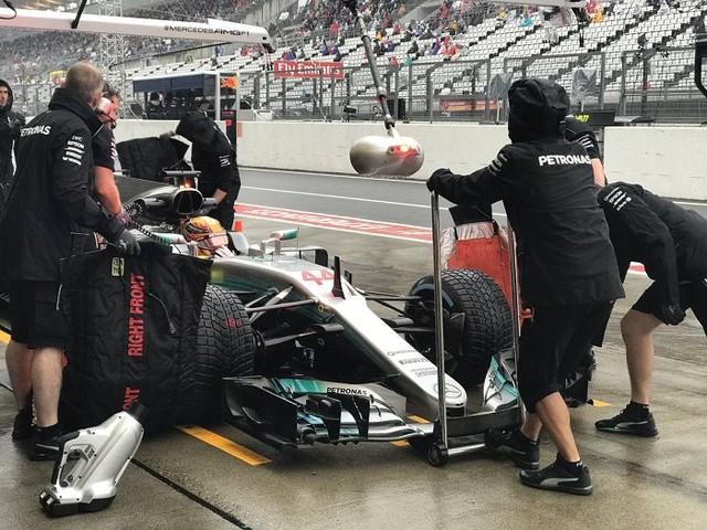 F1 GP Giappone, Prove Libere 2: tempi e classifica finale