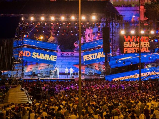 Wind Summer Festival 2018: diretta, ospiti e scaletta della finale del 16 settembre