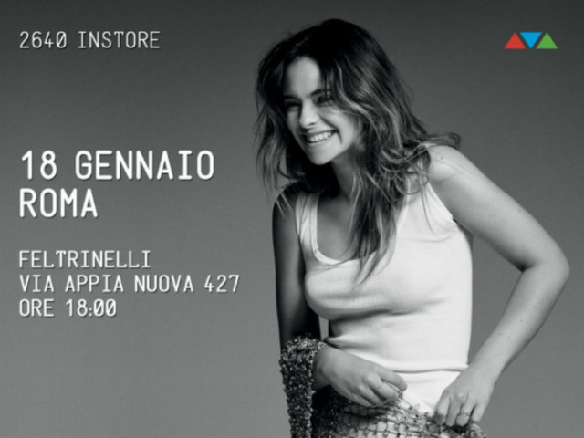 Francesca Michielin - 2640 Instore Tour Roma