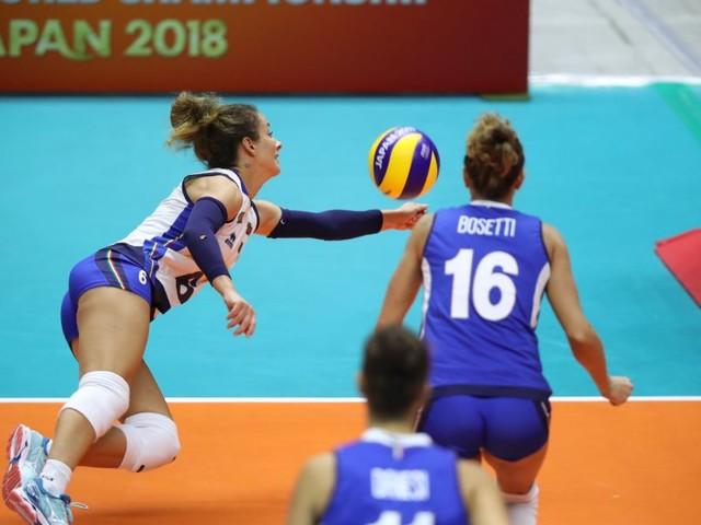 Calendario Femminile.Calendario Mondiali Volley Femminile 2018 Le Date E Gli