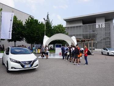 Nissan, il Politecnico di Milano promuove l'elettrico
