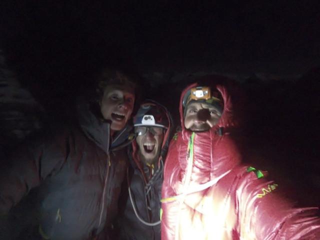 Bhagirathi IV (6.193 m): Della Bordella, De Zaiacomo e Schiera vincono l'inviolata parete Ovest