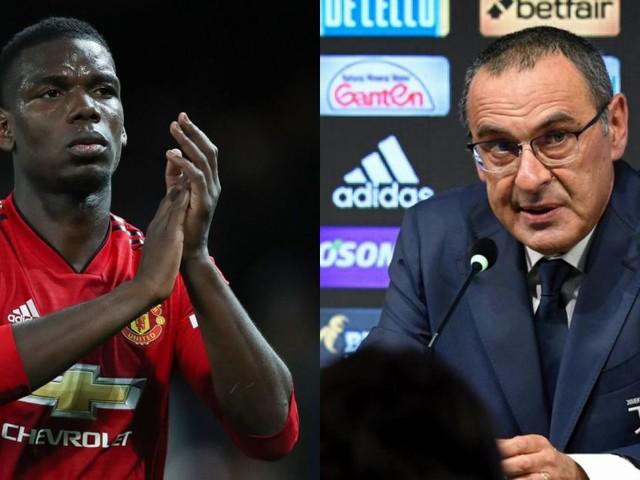 Pogba avrebbe contattato Sarri per esprimergli la sua disponibilità a tornare alla Juve