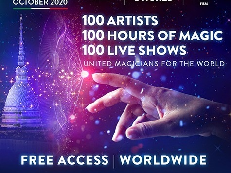 """#Recensione """"United Magicians for the World"""" #MOM2020 #MAGICNEVERSTOPS"""