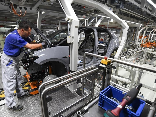 Auto, recupera il mercato inUE.Vendite FCA +2,5%