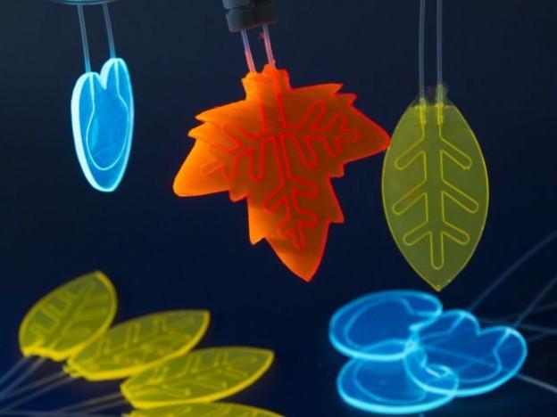 Le foglie artificiali che producono medicinali usando la luce del sole
