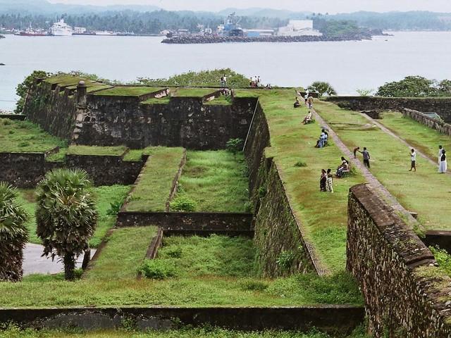 A Fort Galle il passato coloniale dello Sri Lanka