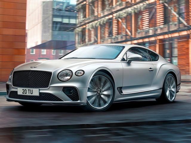 Bentley Continental GT Speed, incrocio di eccellenze