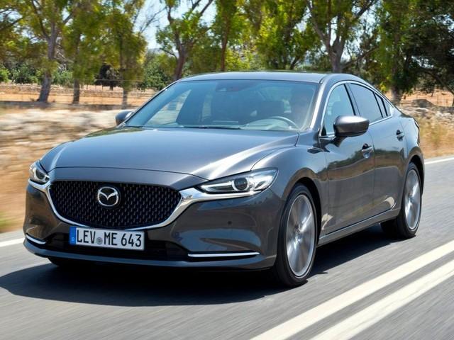 Mazda 6, in arrivo le nuove berlina e SW