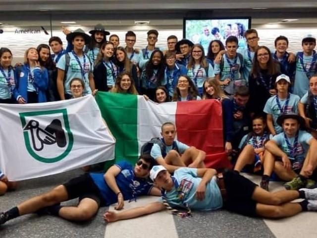 """Civitanova, Lucia Lattanzi racconta il Jamboree: """"L'esperienza più emozionante come scout"""""""