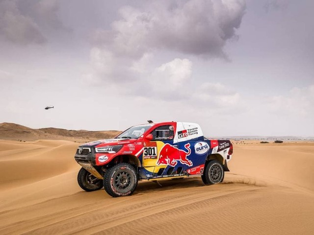 Dakar2021, Stage 11 - Colpo di reni di Al-Attiyah, ma Peterhansel resta leader