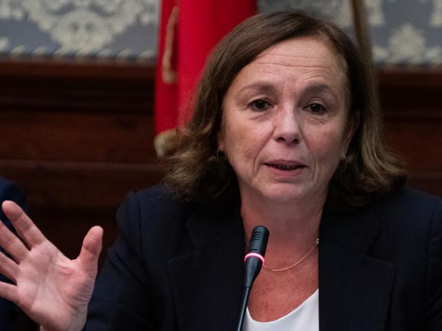 Informativa del ministro Lamorgese sugli incidenti di Roma al Senato. LA DIRETTA