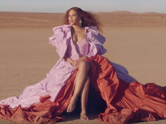 Beyoncé: ecco il video di Spirit