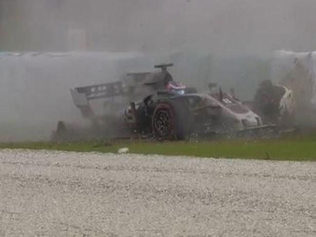 Incidente Grosjean, Haas vuole i danni da Sepang