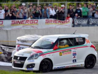 Giannetti dominatore assoluto al Rally della Ciociaria
