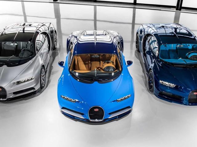 Chi vuole una Bugatti Chiron, si affretti: ne restano solo 40