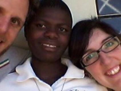 Da Varese alla tv, passando per l'Uganda
