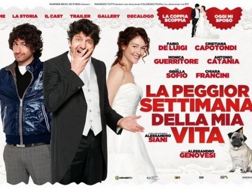 """Stasera in tv: """"La peggior settimana della mia vita"""" su Italia 1"""