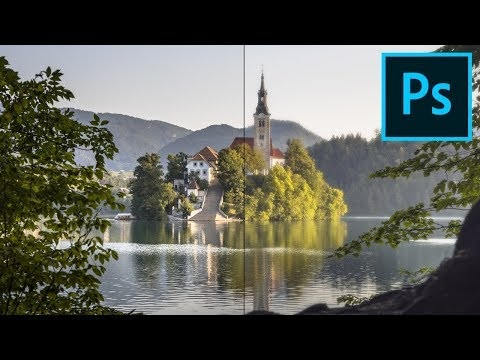 How to Create an Orton Effect Photoshop Action