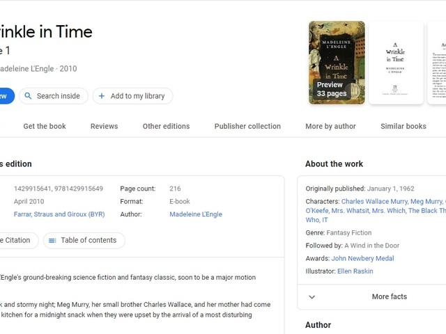 Google Books festeggia i 15 anni con un nuovo design per il sito