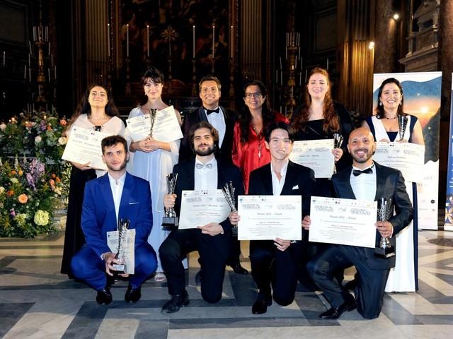 Concorso Internazionale Musica Sacra: ecco gli 8 vincitori