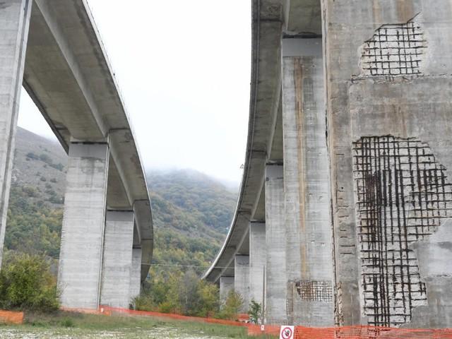"""Autostrada A7, l'ispettore del ministero: """"Avanzati stati di ammaloramento di due viadotti. Scrivia Pietrafaccia andrà rifatto"""""""