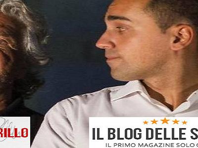 Grillo e M5s: due blog, due modi diversi di fare politica.