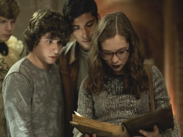 Scary Stories to Tell in the Dark: la clip in esclusiva del film oggi al cinema