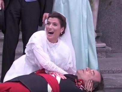 Una Vita, anticipazioni: Arturo muore, Blanca e Diego scappano con Moises