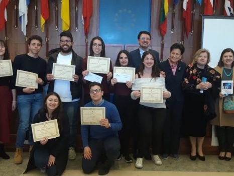 Studenti siciliani e calabresi alla terza edizione dell'Agon Zanklaios: la premiazione a Messina - Foto