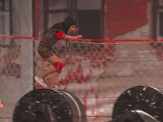 """""""Ciao Darwin"""", concorrente rischia la paralisi dopo l'incidente sui rulli"""