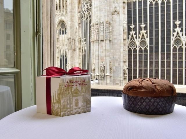 Goloso e solidale, il panettone del Duomo di Milano è in edizione limitata