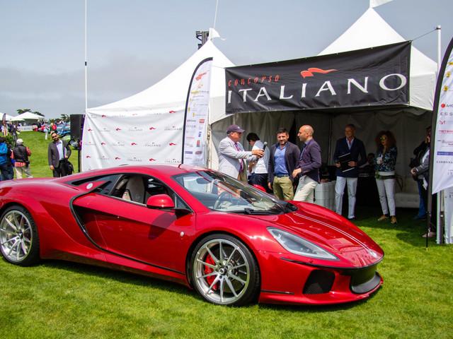 Concorso Italiano: le auto italiane che hanno fatto la storia