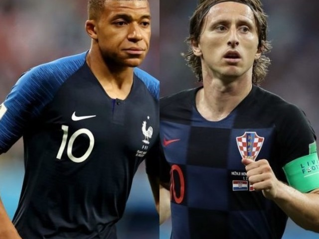 Mbappé e Modric, i numeri 10 leader silenziosi