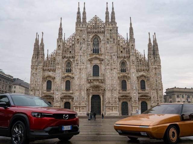 Mazda MX-81 e MX-30 - Passato e futuro di una giap un po italiana
