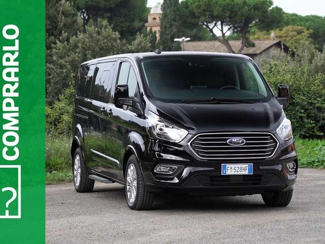 Ford Tourneo Custom mHEV, perché comprarlo... e perché no