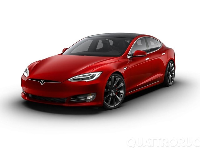 Tesla - Oltre 1.100 CV per la Model S Plaid - VIDEO