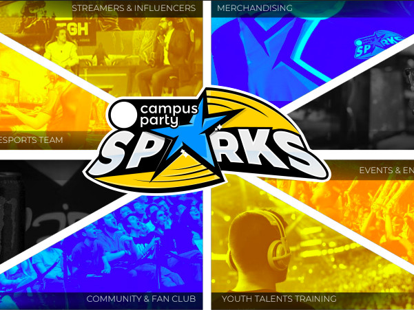 ASUS e Campus Party annunciano Campus Party Sparks