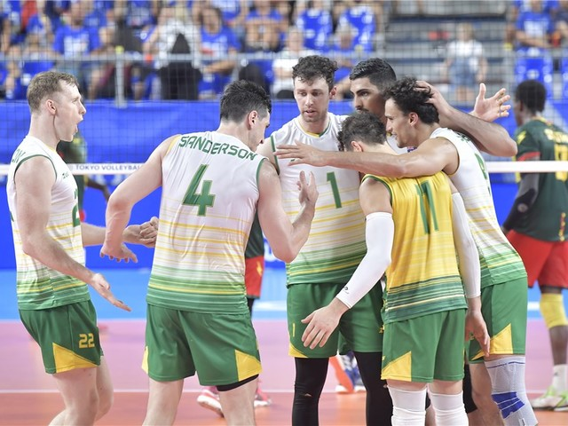Volley, Preolimpico 2019: l'Australia batte il Camerun nel girone di Bari, ora la decisiva Italia-Serbia