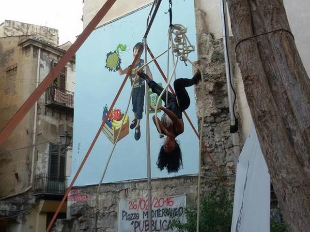 Cosa vedere a Palermo: Ballaro' Buskers, il Festival degli artisti di strada