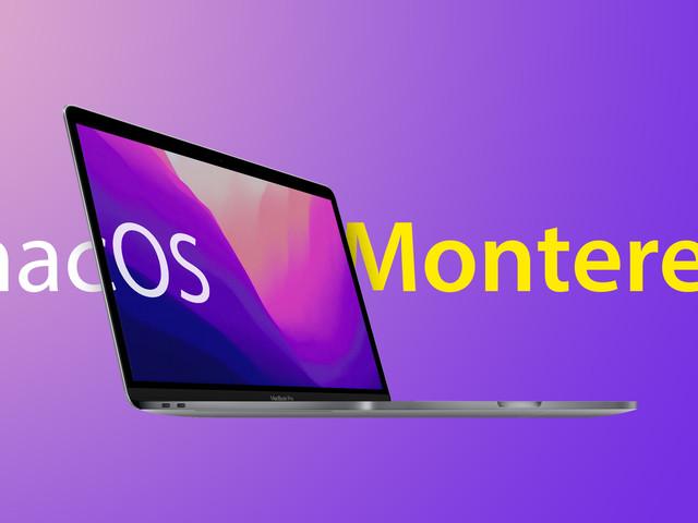 Apple rilascia ufficialmente macOS Monterey per tutti: Ecco le Novità e come scaricarlo