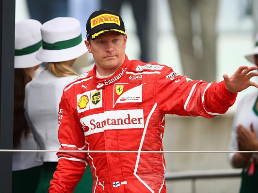 """Kimi Raikkonen: """"Non mi preoccupo, abbiamo la velocità"""""""