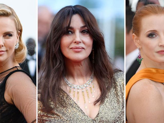 Cannes 2017: tutte le star presenti alla soirée per i 70 anni della kermesse
