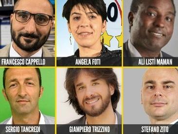 M5s Sicilia, la corsa dei 9 per la Regione: da Cancelleri ad Alì Listi Maman. Il vincitore in piazza con Grillo e Casaleggio