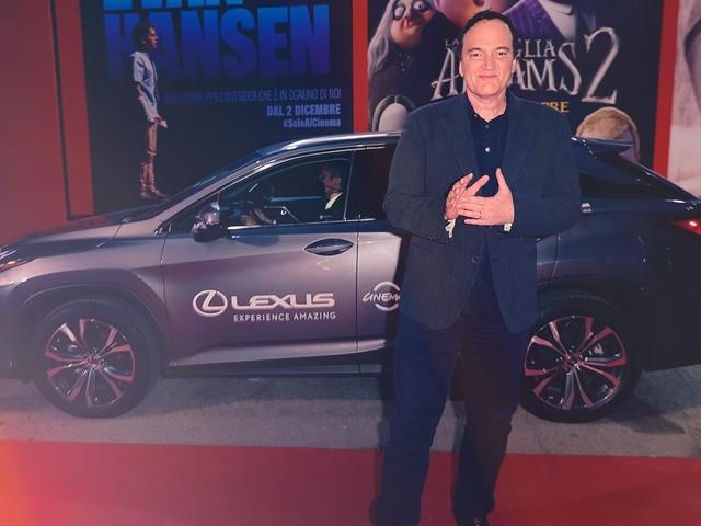 Lexus e la Festa del Cinema di Roma, sempre dalla parte del grande schermo