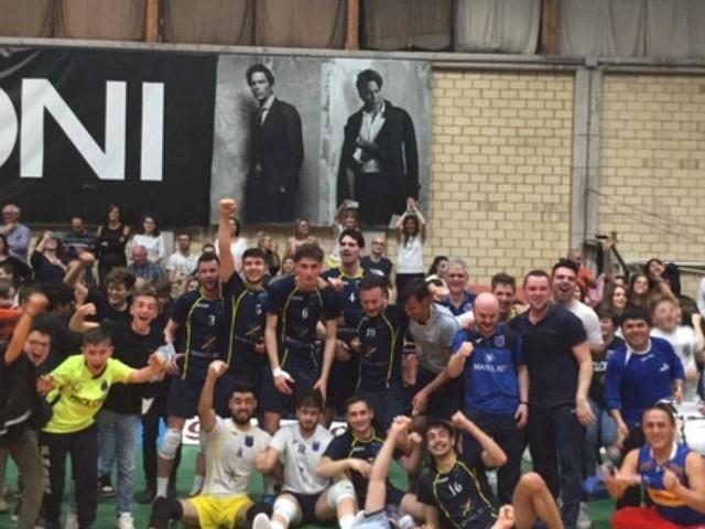 La Paoloni Appignano vince Gara 3 contro l'U.S. Volley '79 ed è promossa in Serie B!