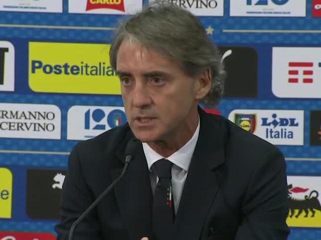 """Coverciano, Mancini: """"Fiducioso per Euro 2020"""""""