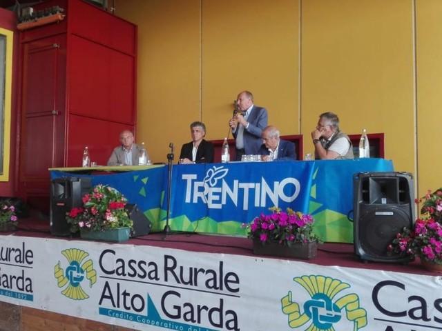 Agricoltura, Tonina: «Convivenza con orsi e lupi impossibile»