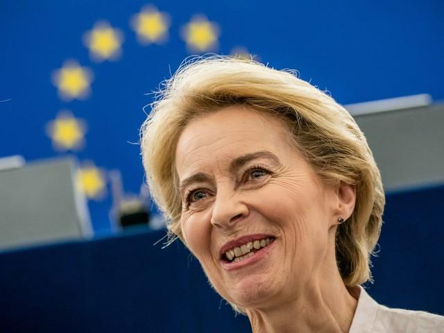Ursula von der Leyen eletta presidente della Commissione europea